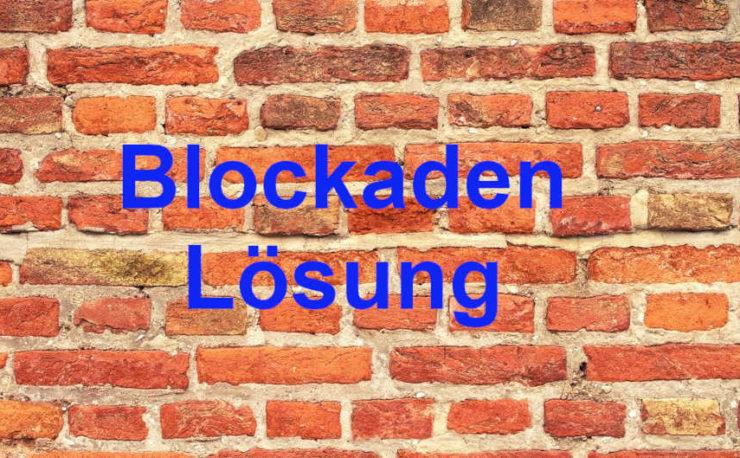 Blockaden lösen mit Hypnose in Leipzig